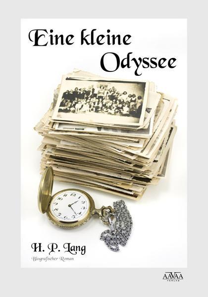 Eine kleine Odyssee - Großdruck - Coverbild