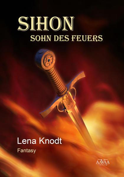 Sihon - Sohn des Feuers (Großdruck) - Coverbild