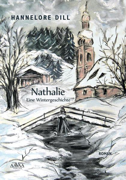 Nathalie – Eine Wintergeschichte (Großdruck) - Coverbild