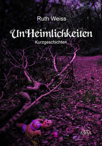 UnHeimlichkeiten - Großdruck - Coverbild