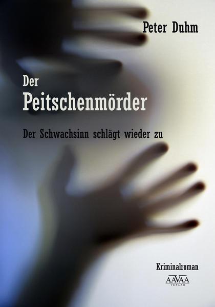 Der Peitschenmörder - Großdruck - Coverbild