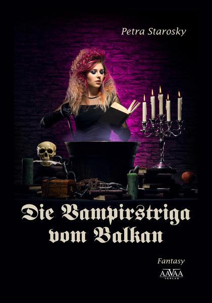 Die Vampirstriga vom Balkan - Coverbild