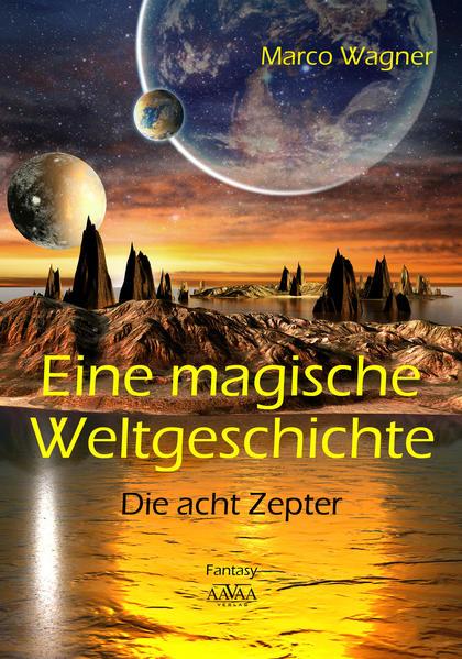 Eine magische Weltgeschichte - Coverbild