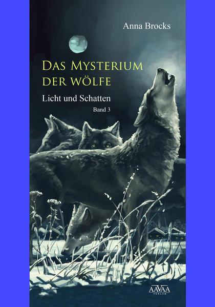 Das Mysterium der Wölfe (3) - Coverbild
