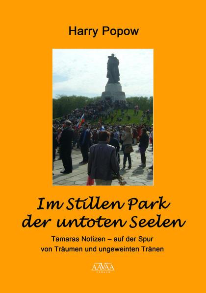 Im Stillen Park der untoten Seelen - Coverbild