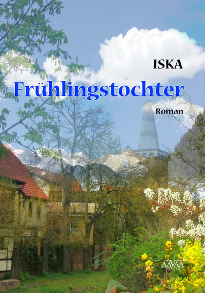 Frühlingstochter - Coverbild