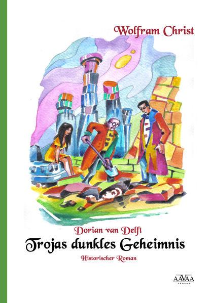 Dorian van Delft - Band 2 - Coverbild