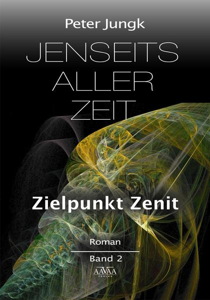 Jenseits aller Zeit - Band 2 (Großdruck) - Coverbild