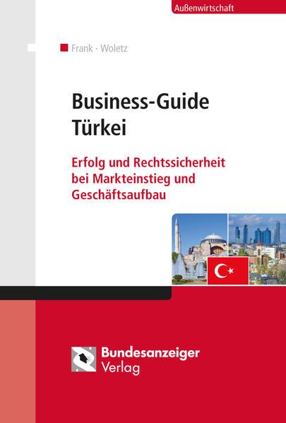 Business-Guide Türkei - Coverbild