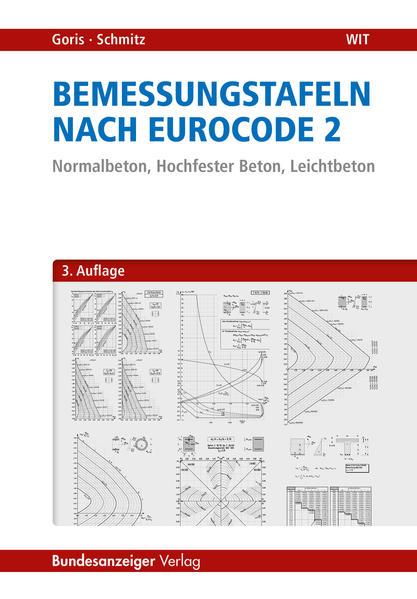 Bemessungstafeln nach Eurocode 2 - Coverbild