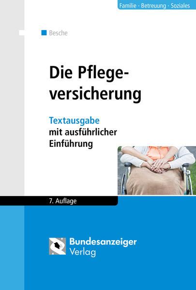 Download Die Pflegeversicherung PDF Kostenlos