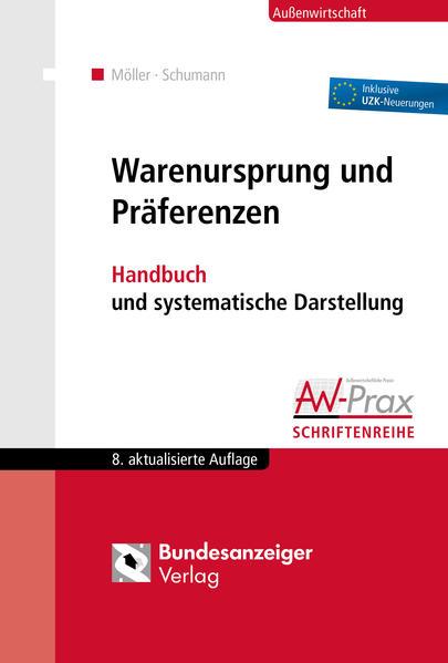 Warenursprung und Präferenzen - Coverbild