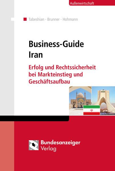 Business-Guide Iran - Coverbild