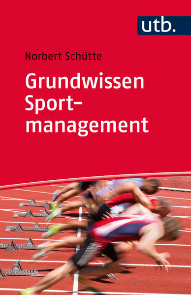 Grundwissen Sportmanagement - Coverbild