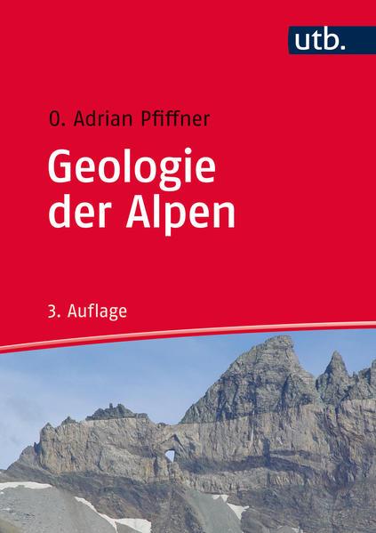 Geologie der Alpen - Coverbild