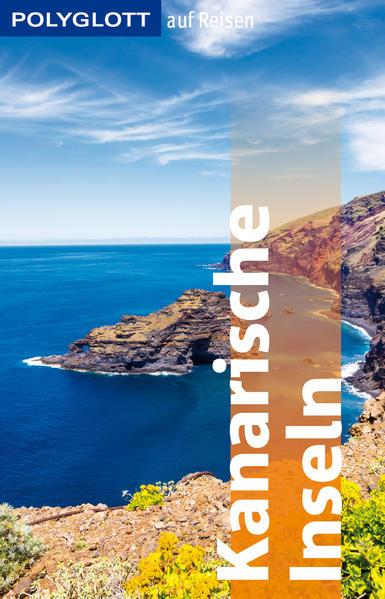 POLYGLOTT auf Reisen: Kanarische Inseln - Coverbild