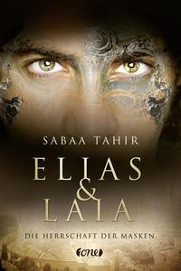 Elias & Laia - Die Herrschaft der Masken Cover