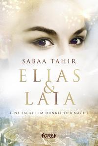 Elias & Laia - Eine Fackel im Dunkel der Nacht Cover