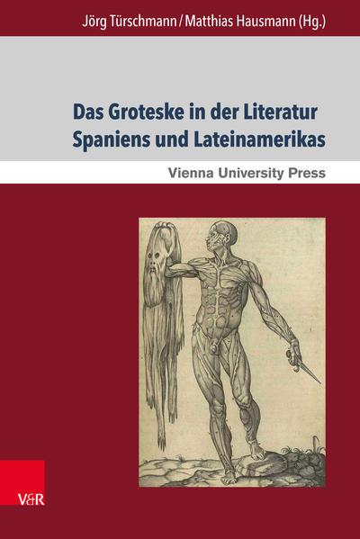 Das Groteske in der Literatur Spaniens und Lateinamerikas - Coverbild