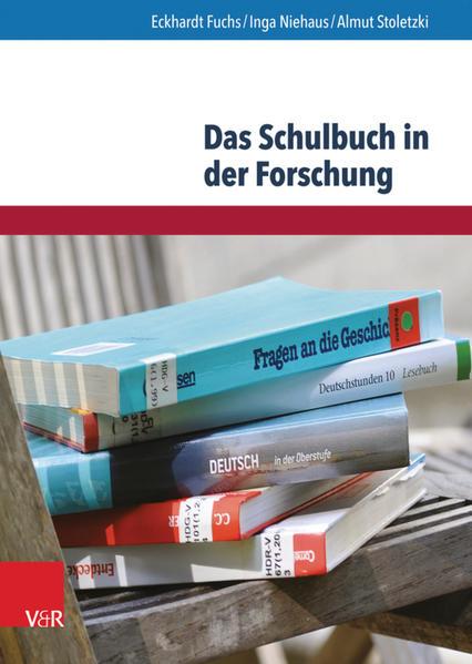 Das Schulbuch in der Forschung - Coverbild