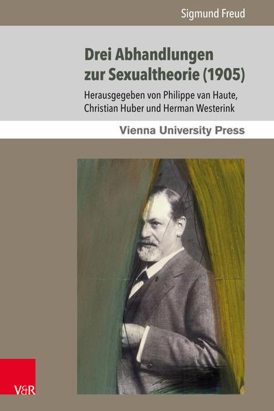 Drei Abhandlungen zur Sexualtheorie (1905) - Coverbild