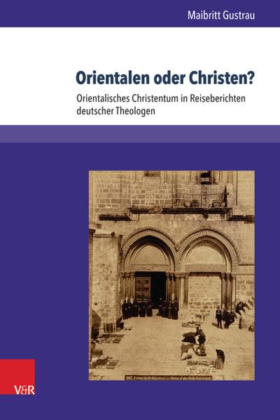 Orientalen oder Christen? - Coverbild