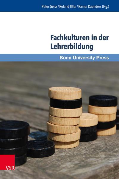 Fachkulturen in der Lehrerbildung - Coverbild