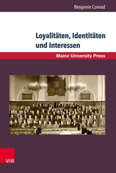 Loyalitäten, Identitäten und Interessen - Coverbild
