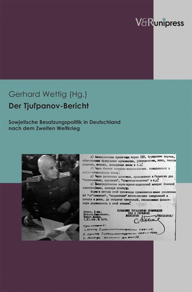 Der Tjul'panov-Bericht - Coverbild