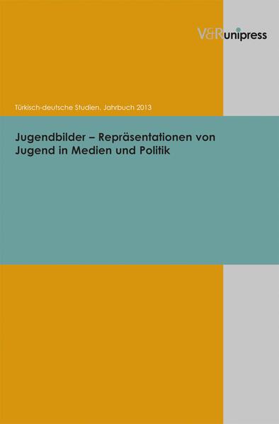 Jugendbilder – Repräsentationen von Jugend in Medien und Politik - Coverbild