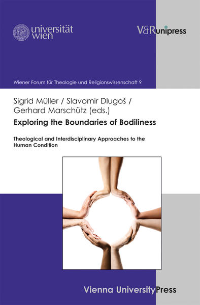 Exploring the Boundaries of Bodiliness - Coverbild