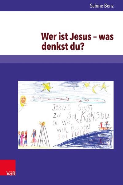 Wer ist Jesus – was denkst du? - Coverbild