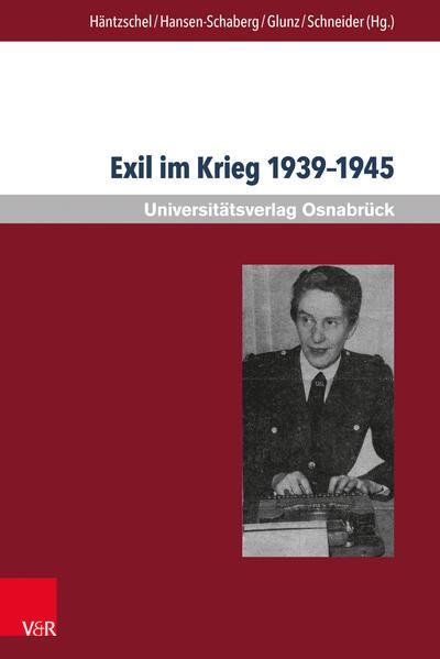 Exil im Krieg 1939–1945 - Coverbild