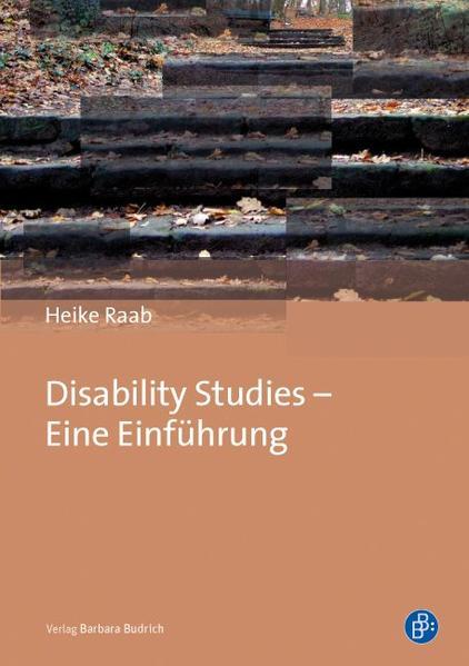 Disability Studies – Eine Einführung - Coverbild