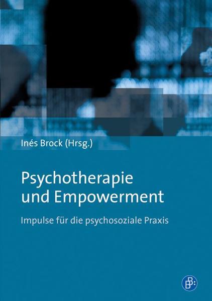 Psychotherapie und Empowerment - Coverbild