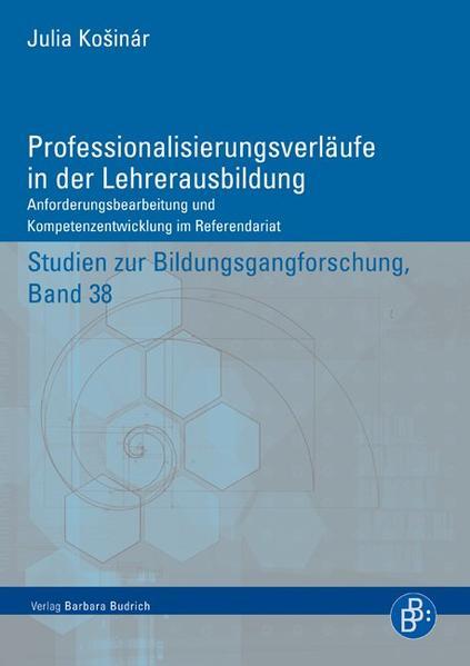 Professionalisierung in der Lehrerausbildung - Coverbild