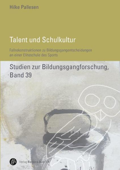 Talent und Schulkultur - Coverbild