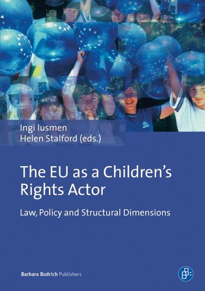 The EU as a Children's Rights Actor - Coverbild