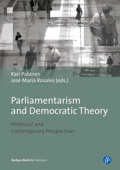 Parliamentarism and Democratic Theory - Coverbild