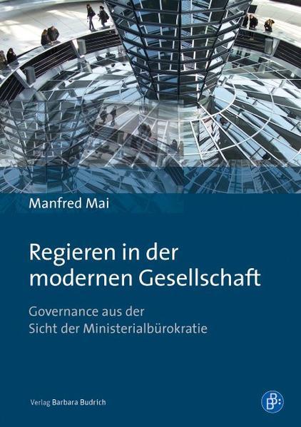 Regieren in der modernen Gesellschaft - Coverbild