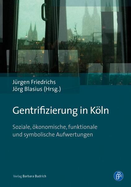 Gentrifizierung in Köln - Coverbild