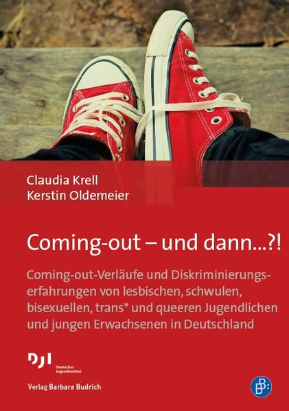 Coming-out – und dann…?! - Coverbild