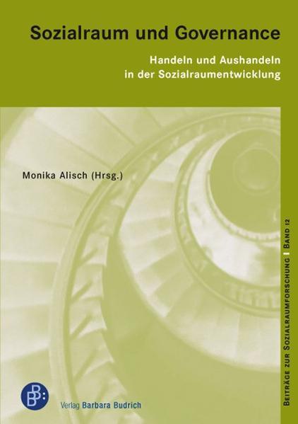 Sozialraum und Governance - Coverbild