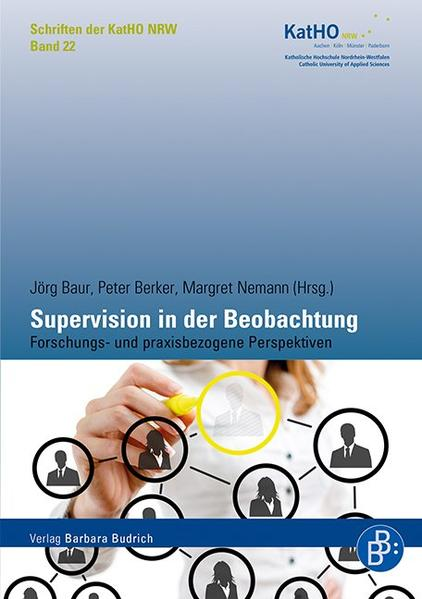 Supervision in der Beobachtung - Coverbild