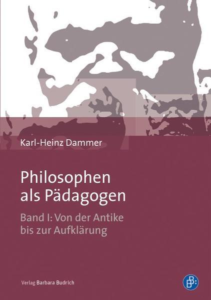 Philosophen als pädagogische Denker - Coverbild