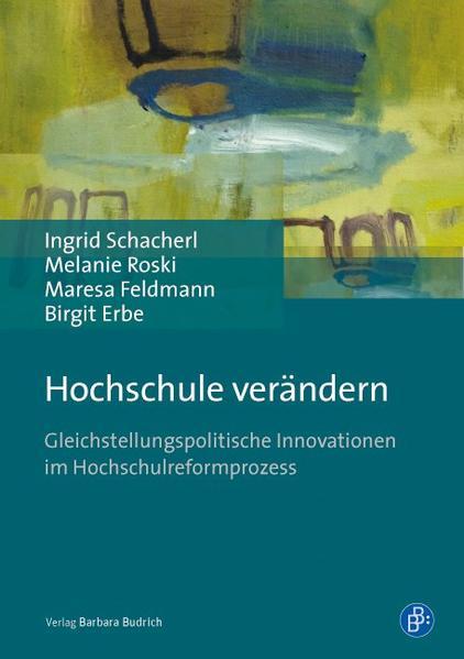Hochschule verändern - Coverbild
