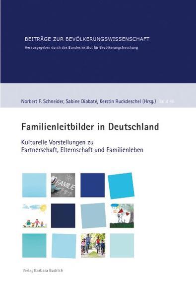 Familienleitbilder in Deutschland - Coverbild