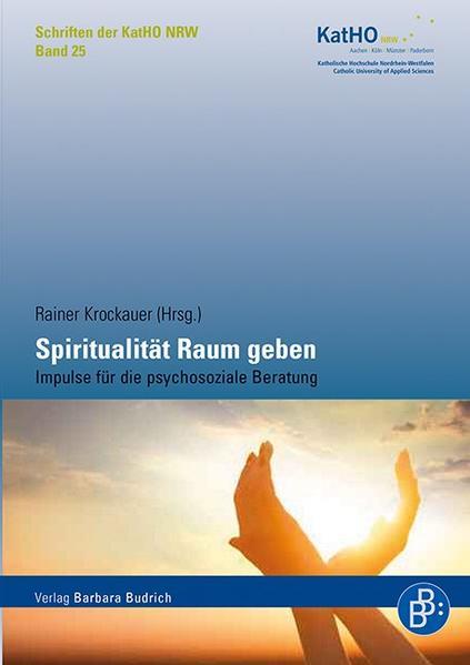 Spiritualität Raum geben - Coverbild