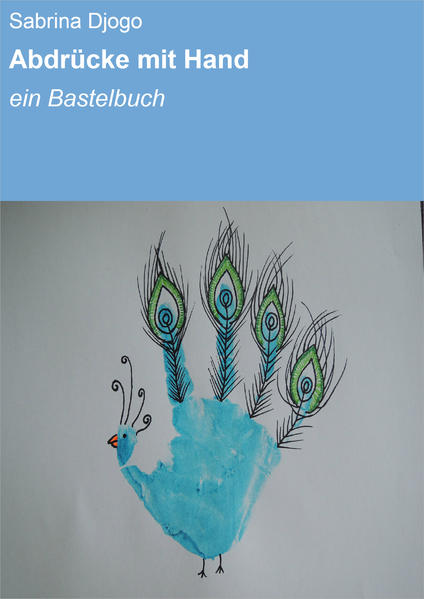 Abdrücke mit Hand & Fuß - Coverbild