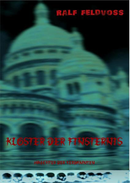 KLOSTER DER FINSTERNIS - Coverbild